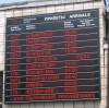 ИнформСвет - Табло для аэропорта